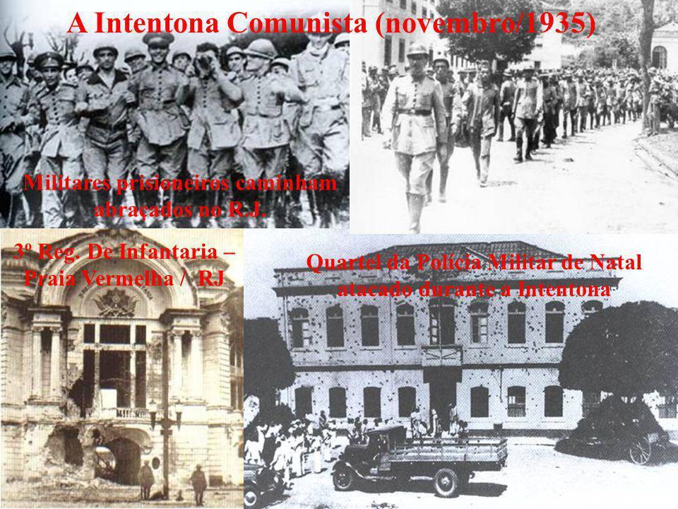 A Intentona Comunista (novembro/1935)