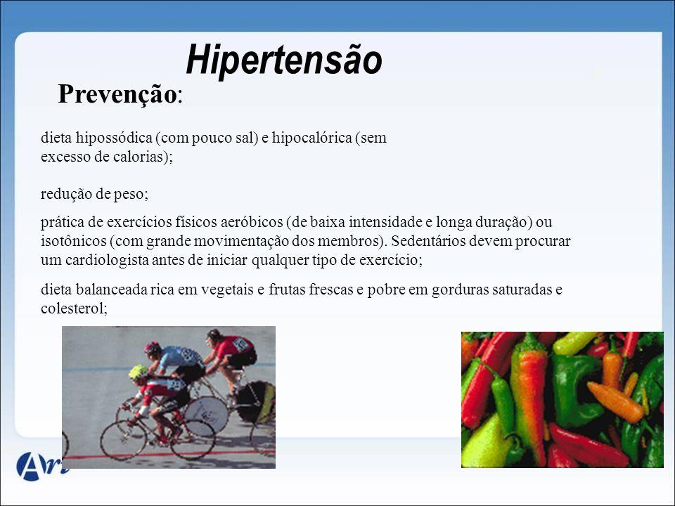 Hipertensão Prevenção: