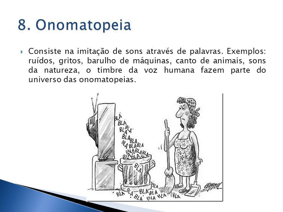8. Onomatopeia