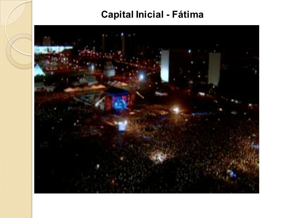 Capital Inicial - Fátima