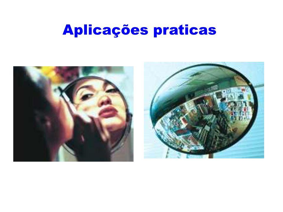 Aplicações praticas Aplicações praticas