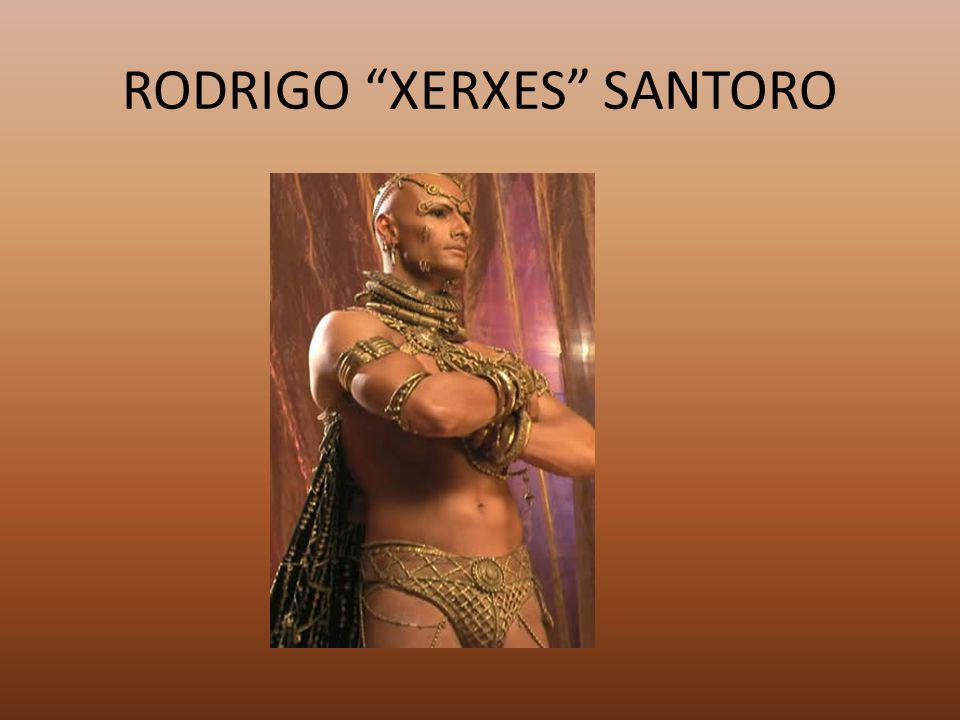 RODRIGO XERXES SANTORO