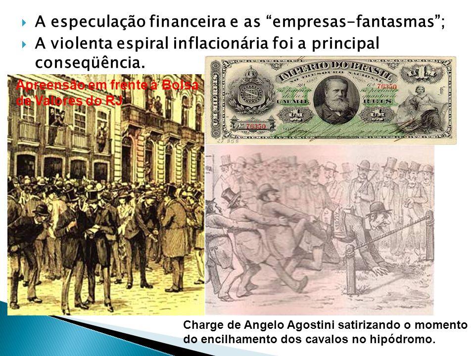 A especulação financeira e as empresas-fantasmas ;