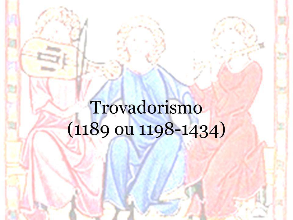 Trovadorismo (1189 ou 1198-1434)