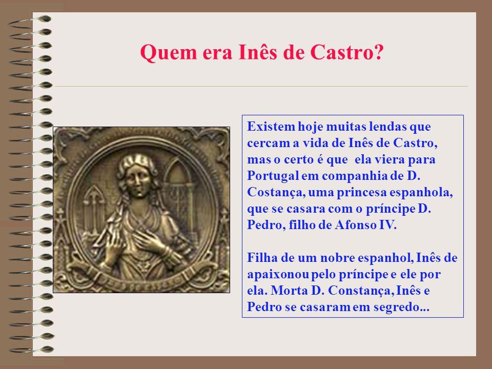 Quem era Inês de Castro