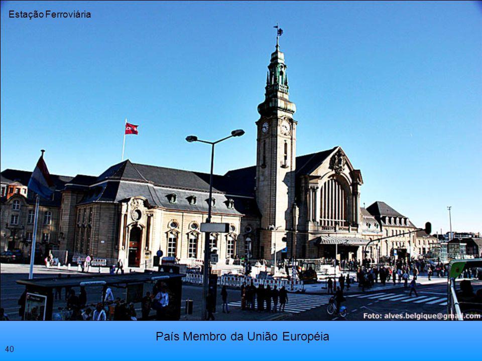 País Membro da União Européia