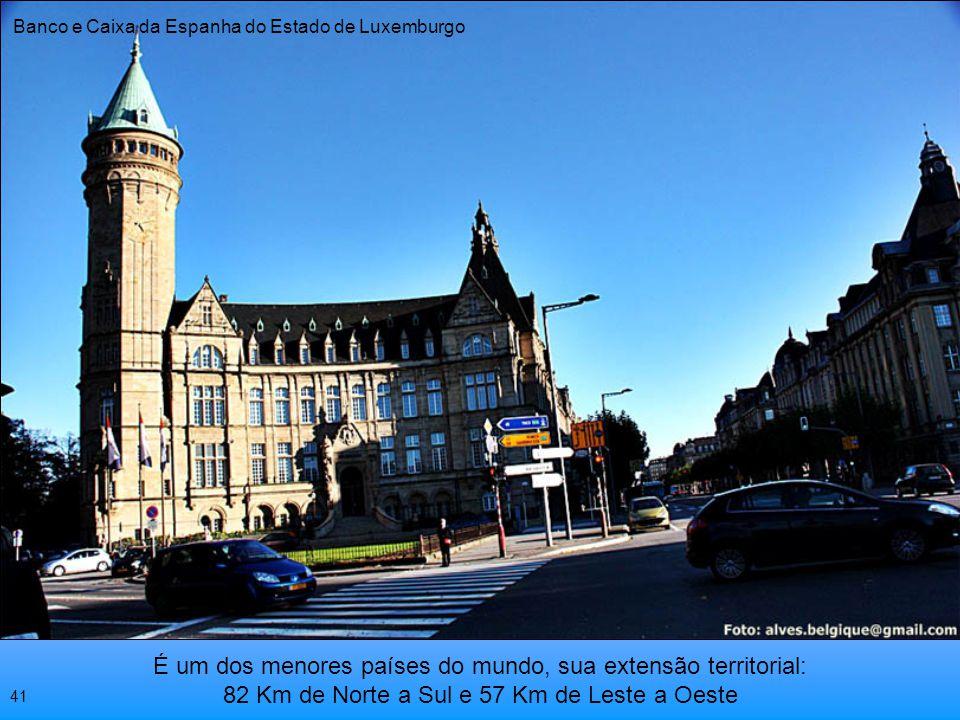 Banco e Caixa da Espanha do Estado de Luxemburgo