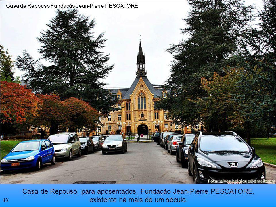 Casa de Repouso Fundação Jean-Pierre PESCATORE