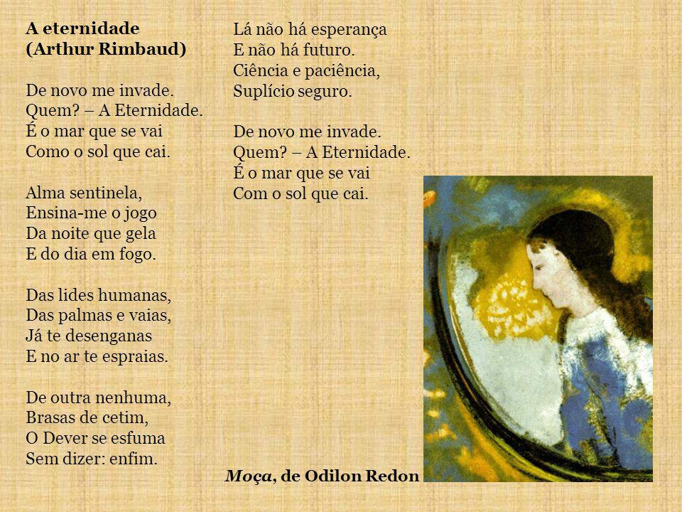 A eternidade (Arthur Rimbaud)