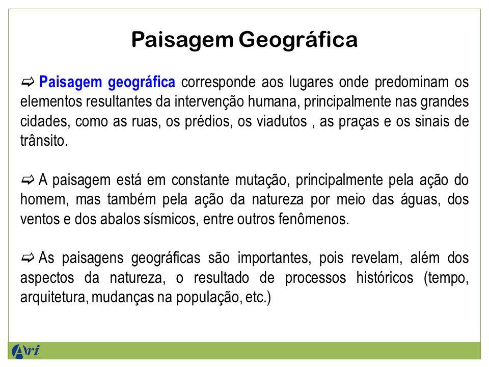 Paisagem Geográfica