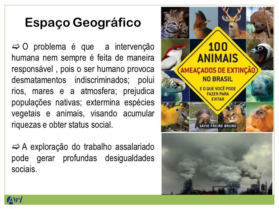 Espaço Geográfico