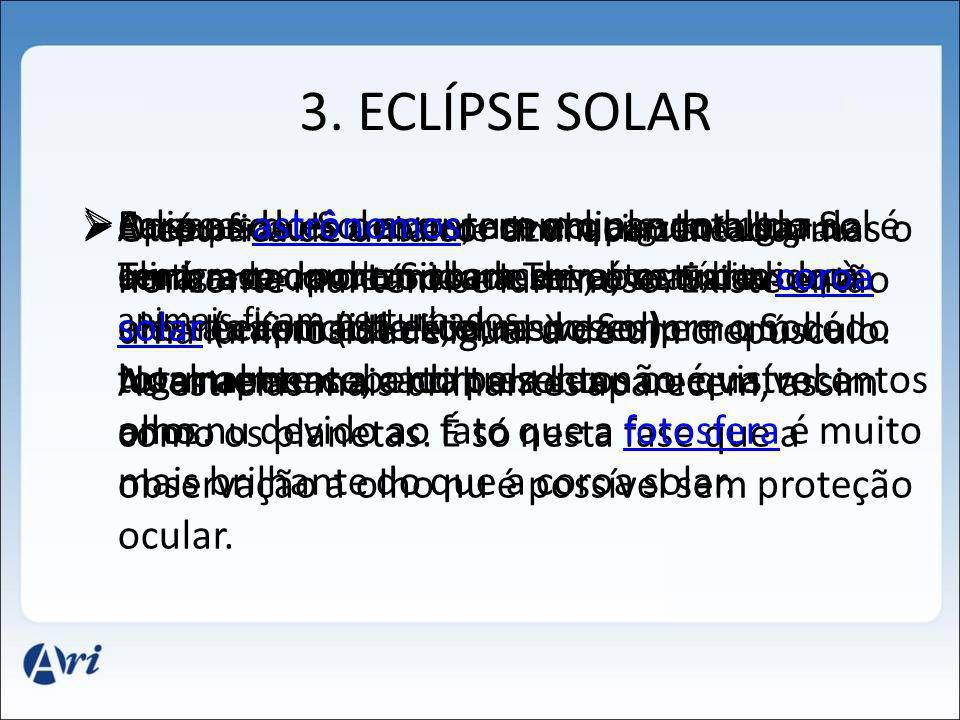 3. ECLÍPSE SOLAR