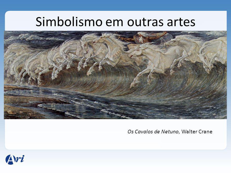 Simbolismo em outras artes