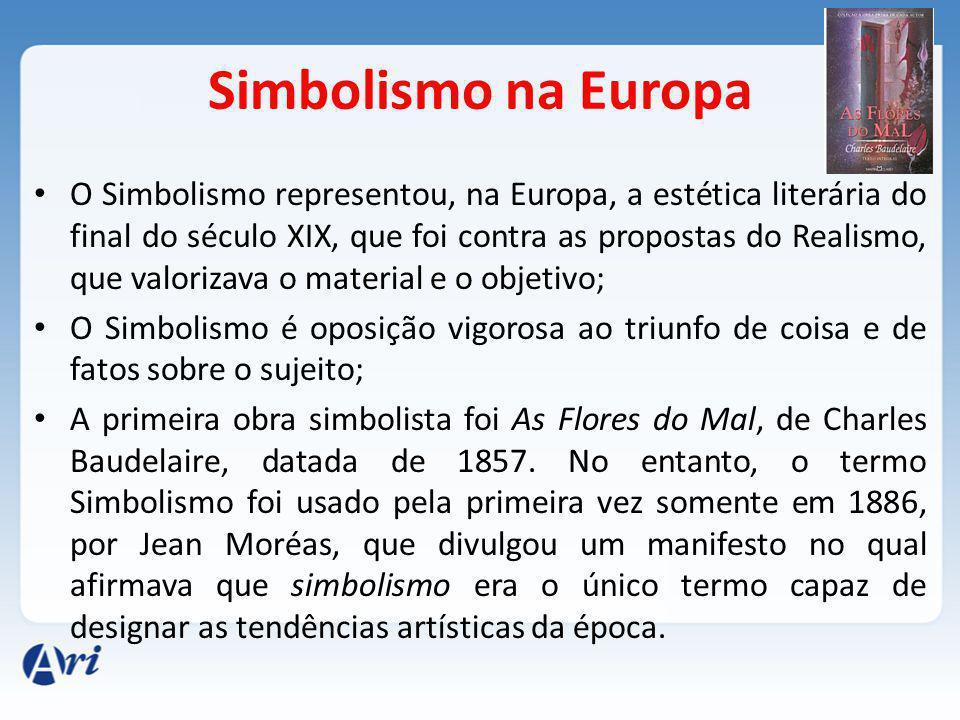 Simbolismo na Europa