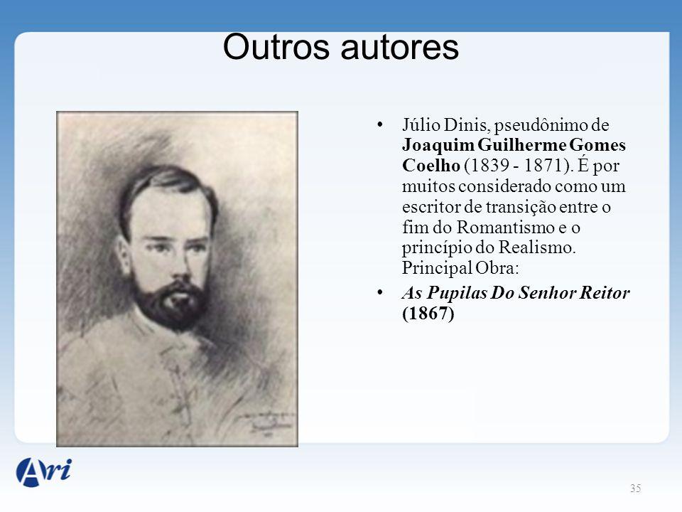 Outros autores