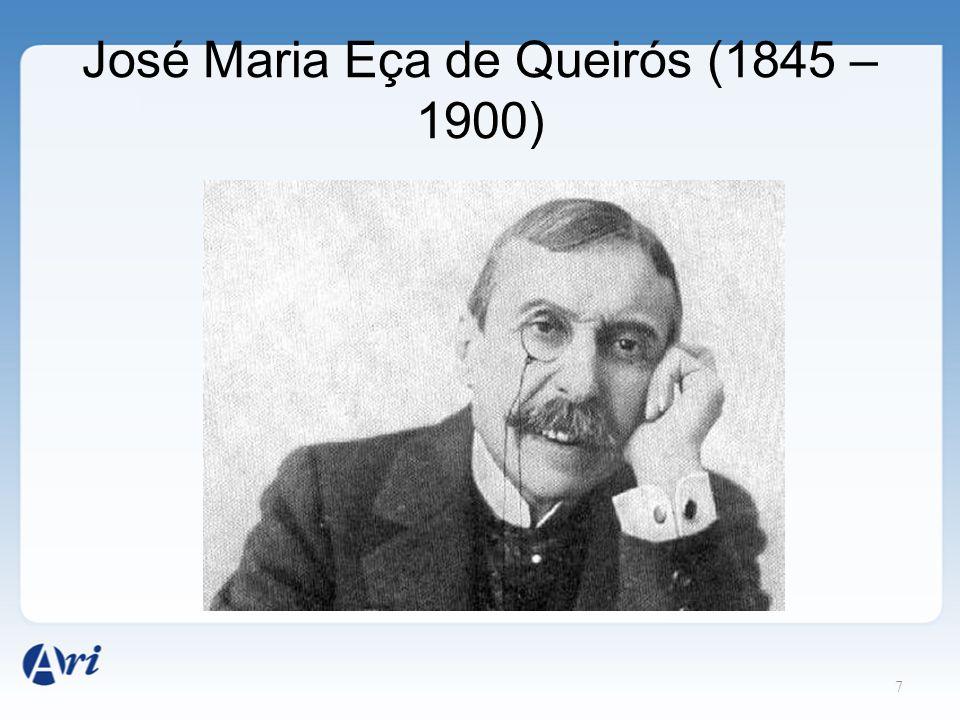 José Maria Eça de Queirós (1845 – 1900)