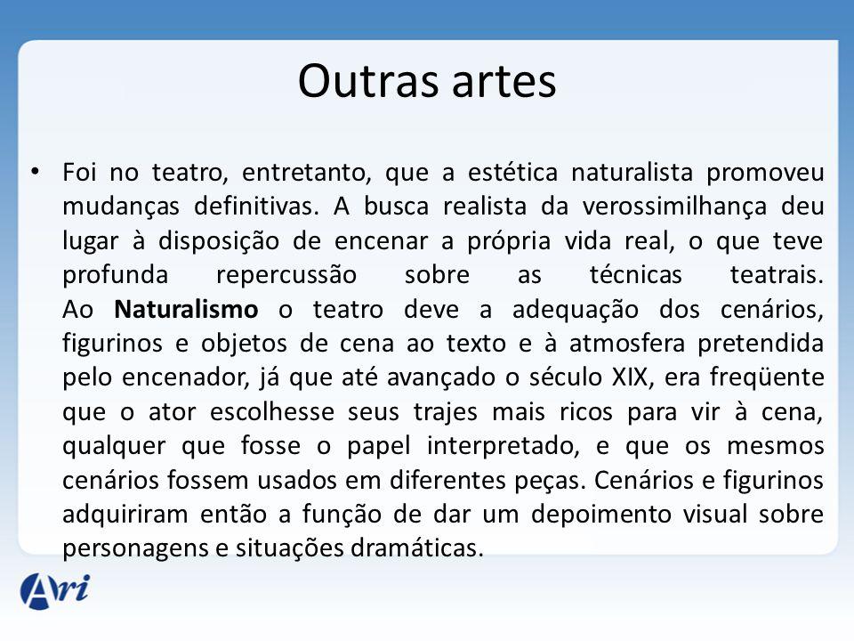 Outras artes