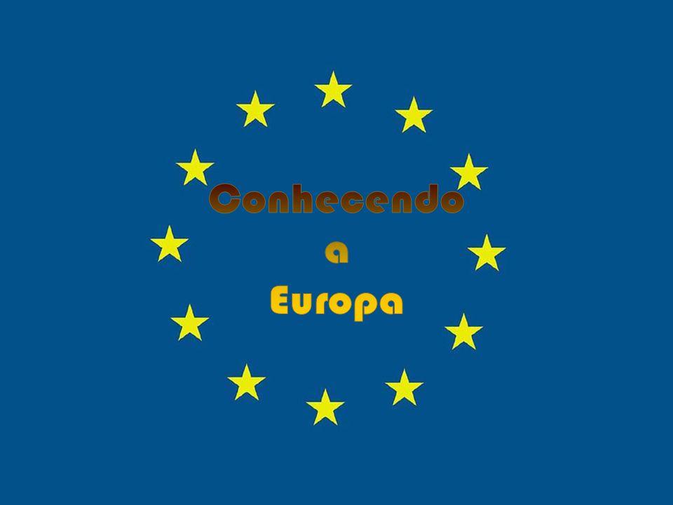 Conhecendo a Europa