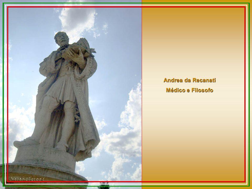 Andrea da Recanati Médico e Filosofo