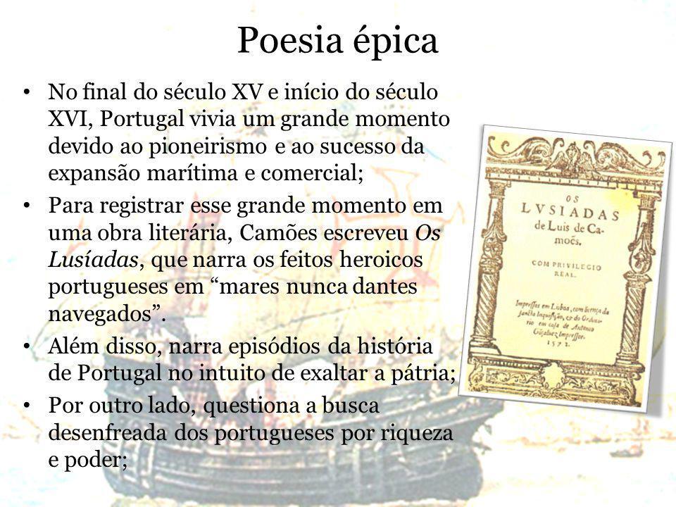Poesia épica