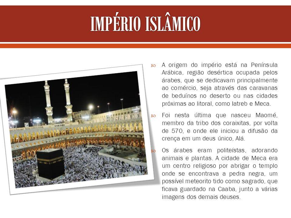 IMPÉRIO ISLÂMICO