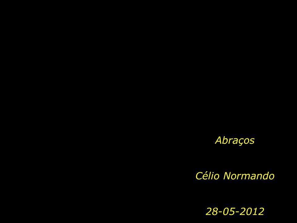 Abraços Célio Normando 28-05-2012