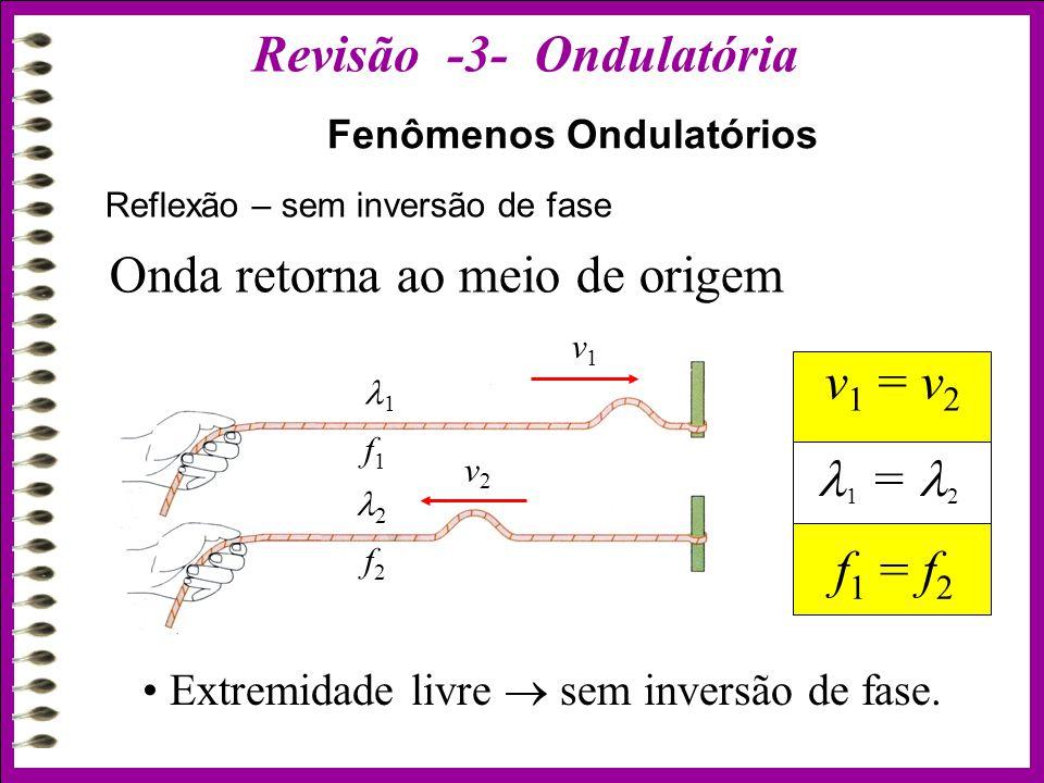 Revisão -3- Ondulatória
