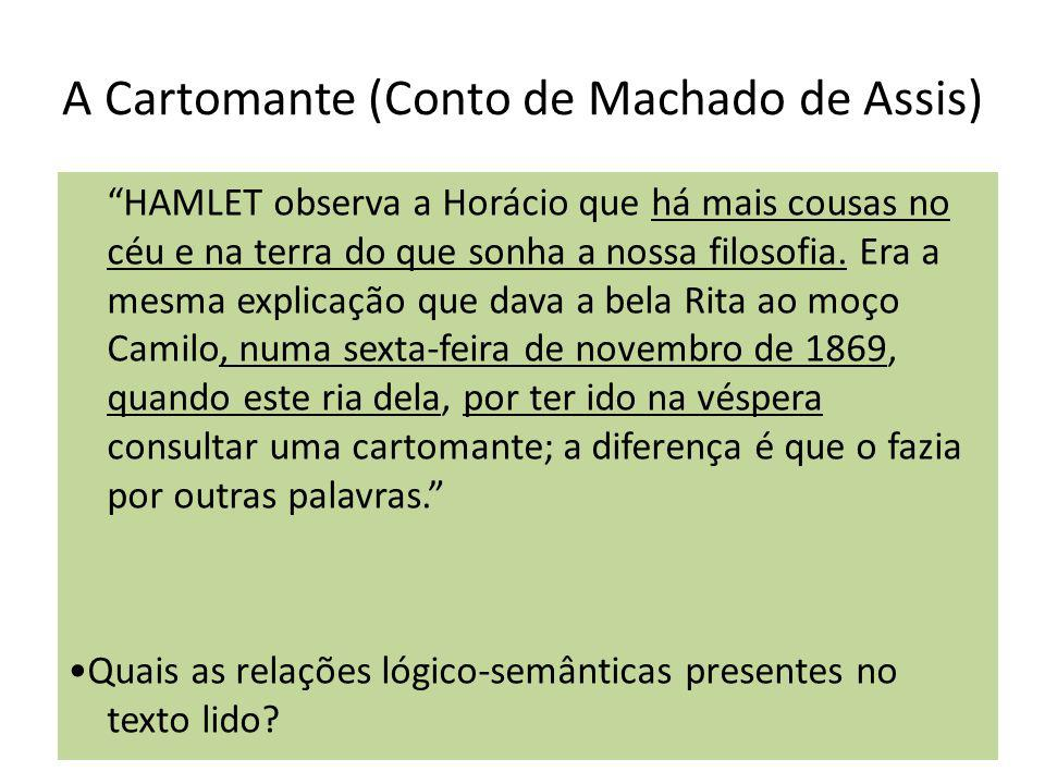 A Cartomante (Conto de Machado de Assis)
