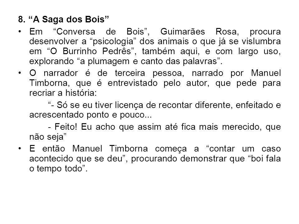 8. A Saga dos Bois