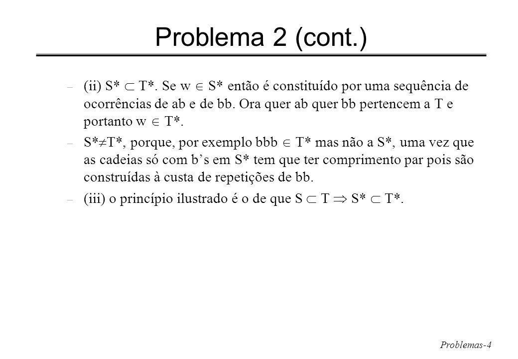 Problema 2 (cont.)
