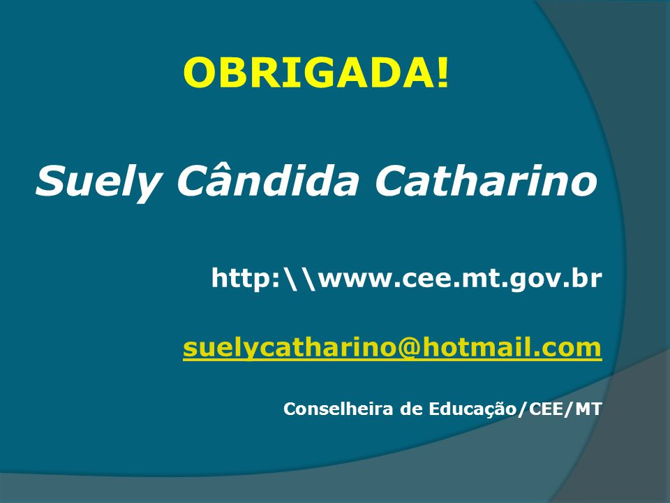 Suely Cândida Catharino
