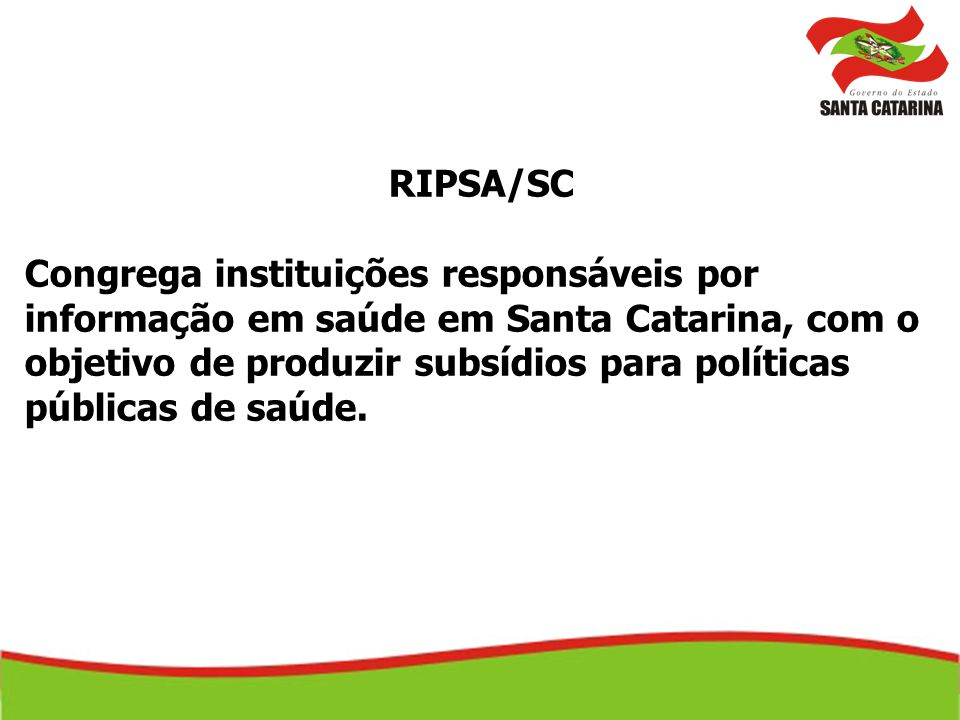 RIPSA/SC