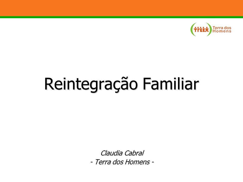 Reintegração Familiar