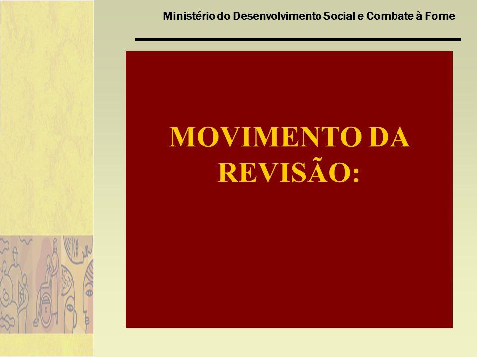 MOVIMENTO DA REVISÃO: