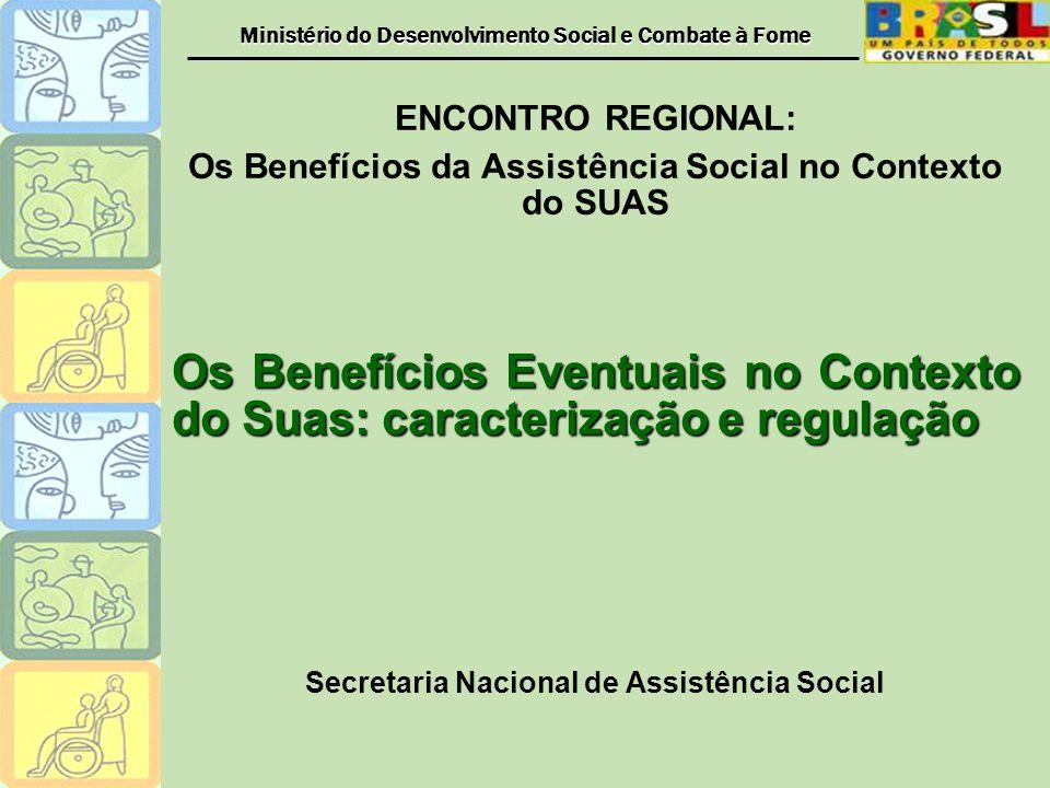 Os Benefícios da Assistência Social no Contexto do SUAS