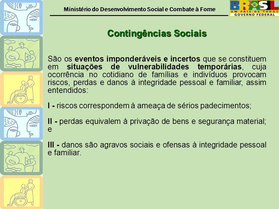 Contingências Sociais