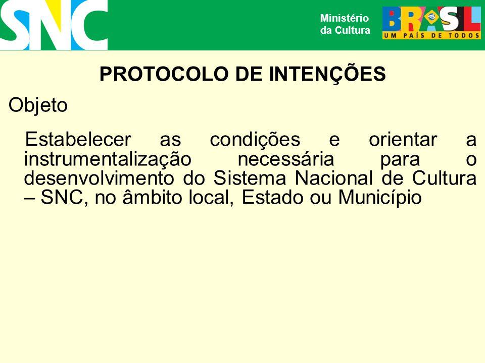 PROTOCOLO DE INTENÇÕES