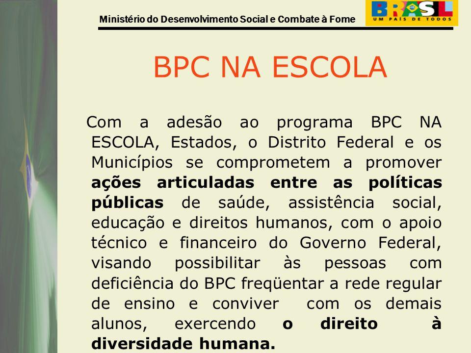 BPC NA ESCOLA