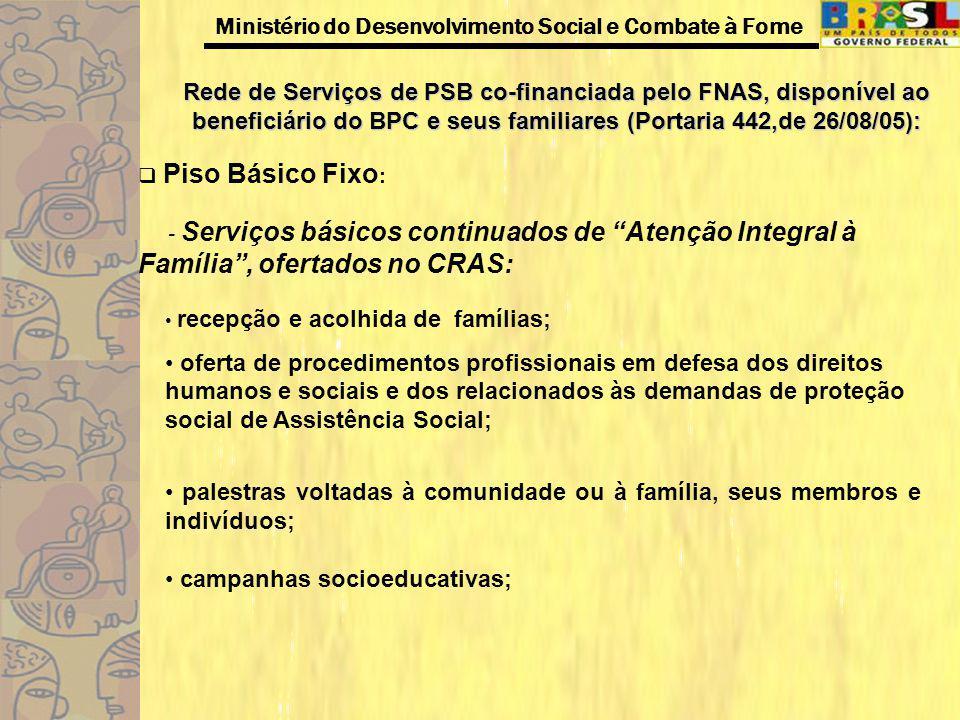 campanhas socioeducativas;