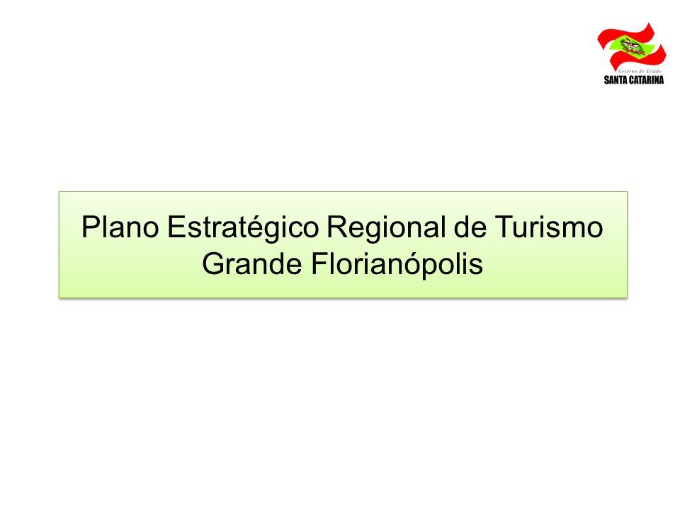 Plano Estratégico Regional de Turismo