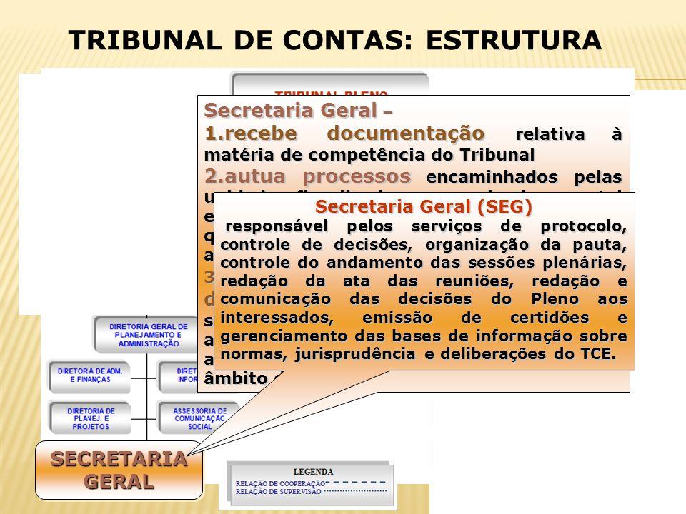 Secretaria Geral (SEG)