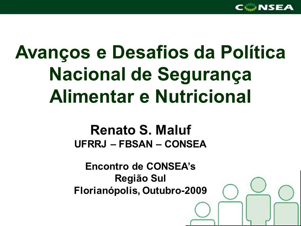 Região Sul Florianópolis, Outubro-2009