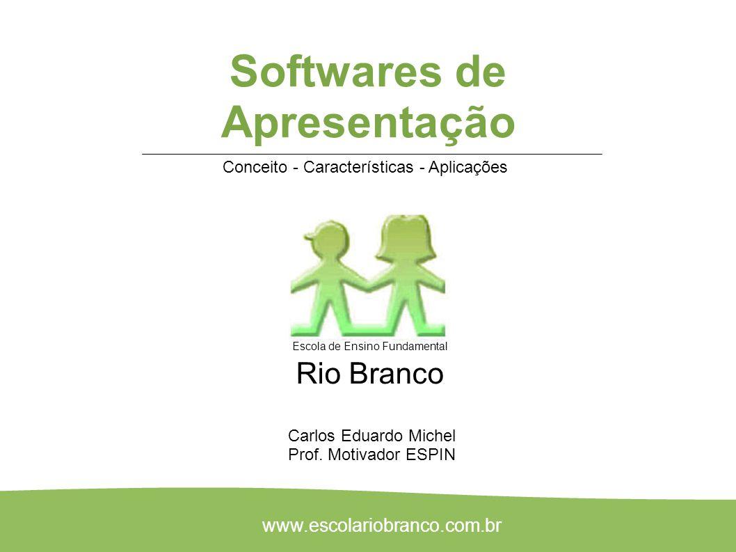 Softwares de Apresentação