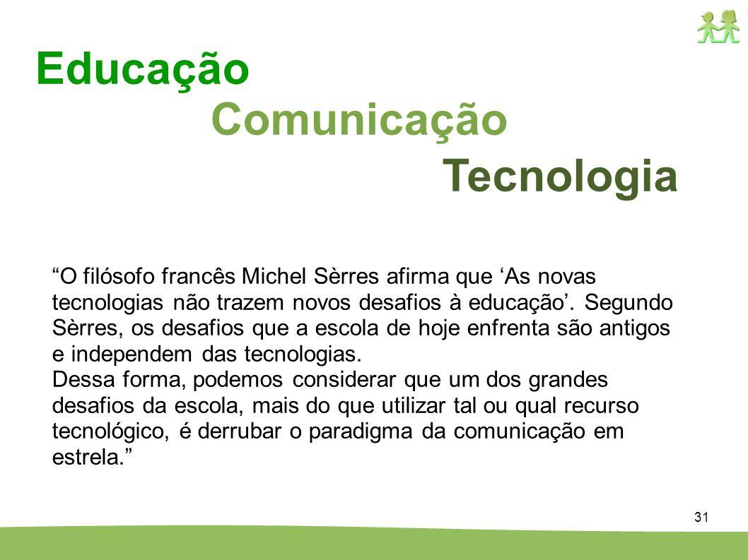 Educação Comunicação Tecnologia