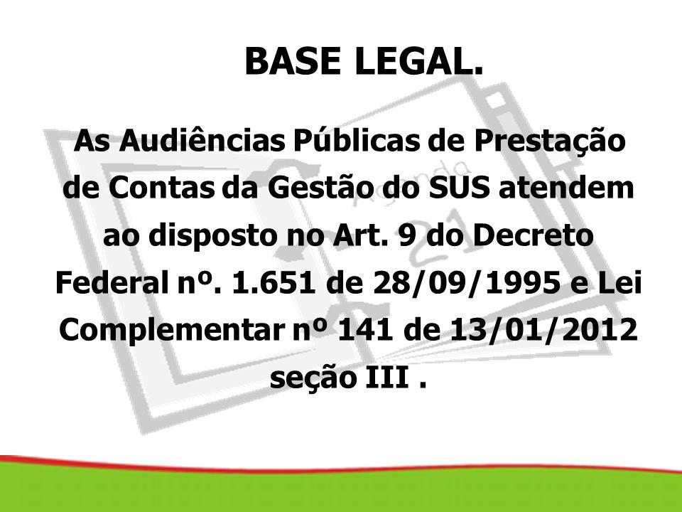 BASE LEGAL.