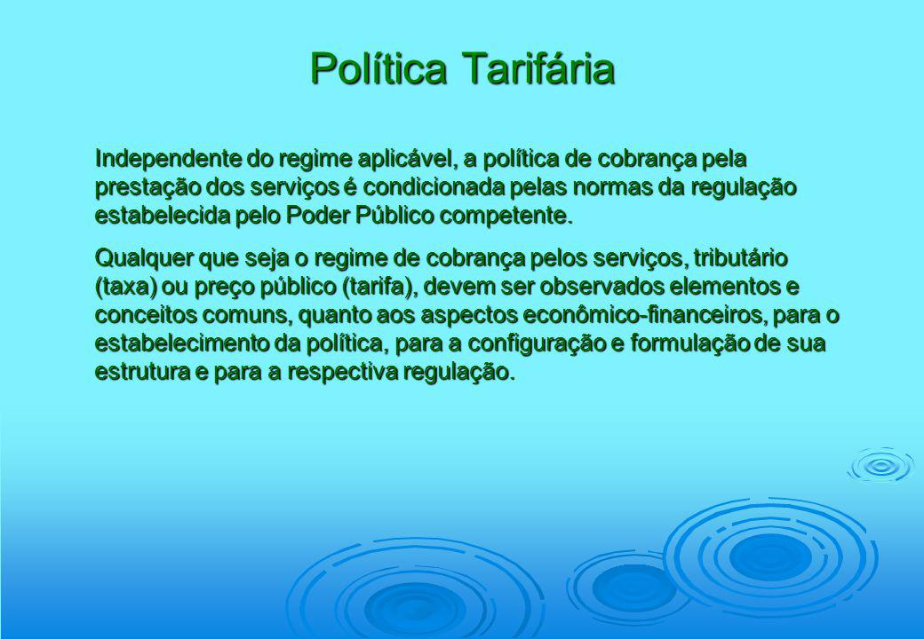 Política Tarifária