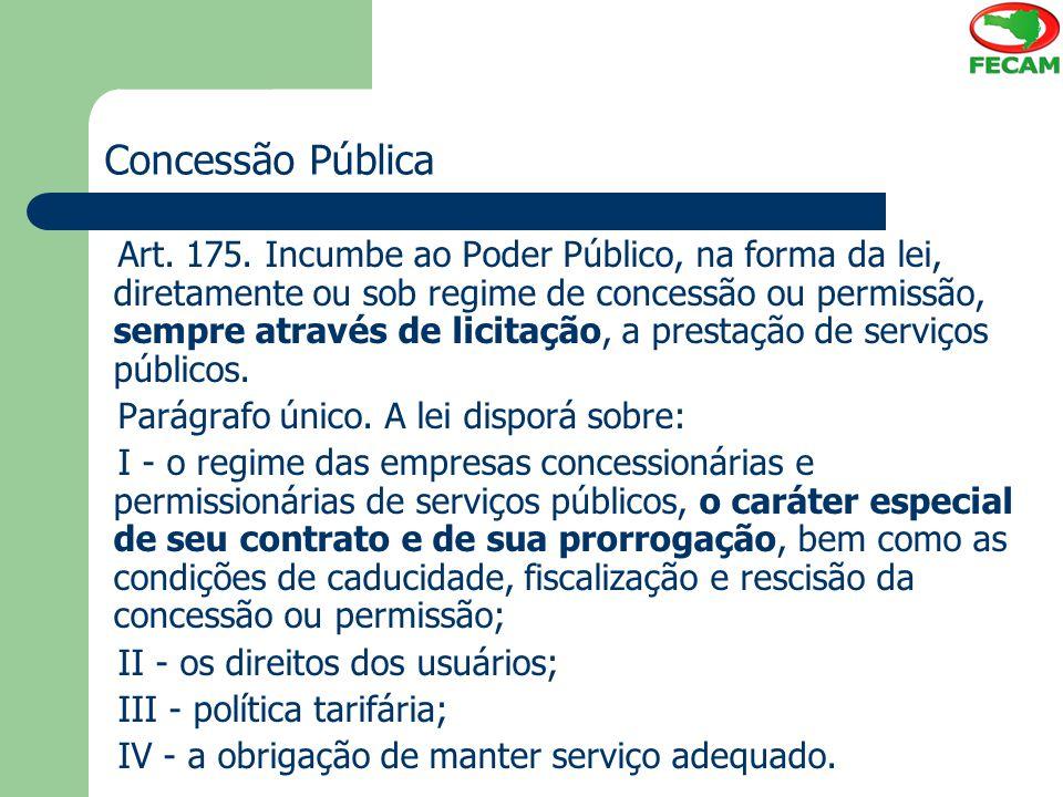 Concessão Pública