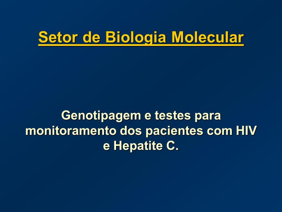 Setor de Biologia Molecular