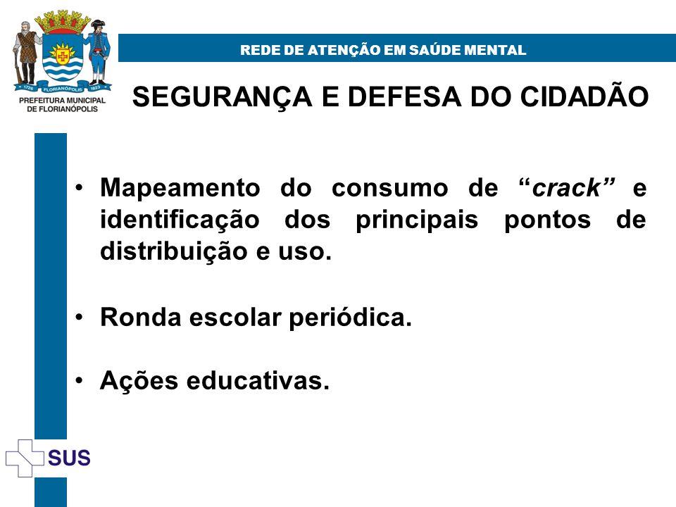 SEGURANÇA E DEFESA DO CIDADÃO