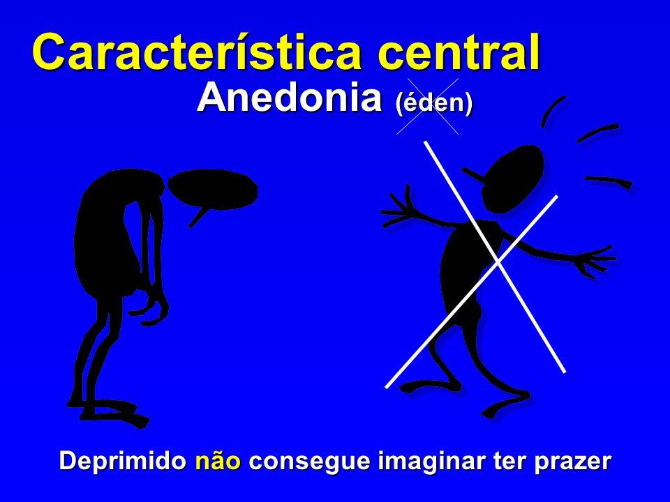 Característica central